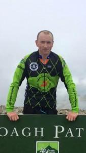 Tour de Conamara blogger John Donnelly